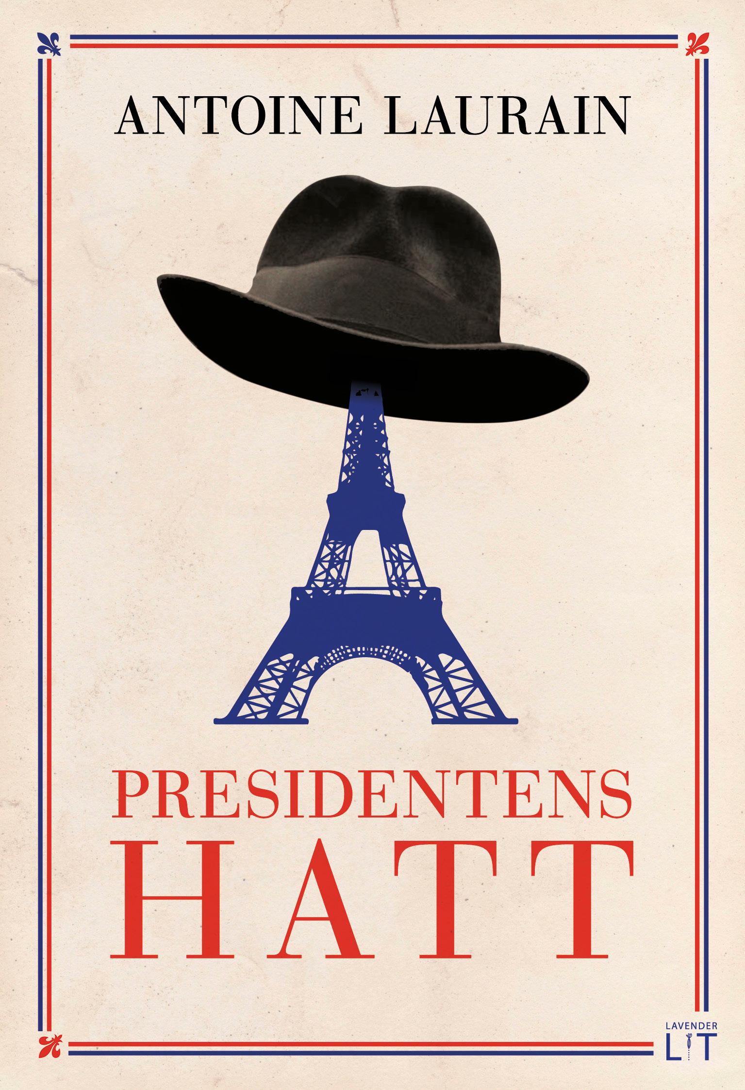 Omslag till Presidentens hatt